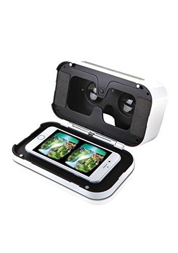 Amazoncom Black Series Smartphone 360 Virtual Reality Headset