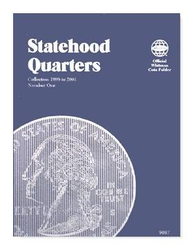 Statehood Quarter #1 1999-2001 9697 Whitman New Folder