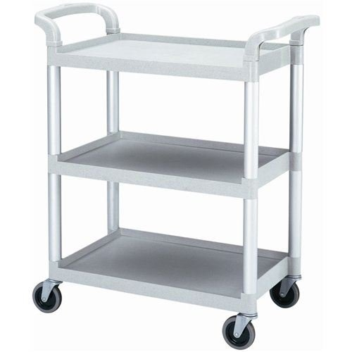 Cambro Manufacturing BC331KD480 Cart with Casters Speckled Gray (1 Each) ()