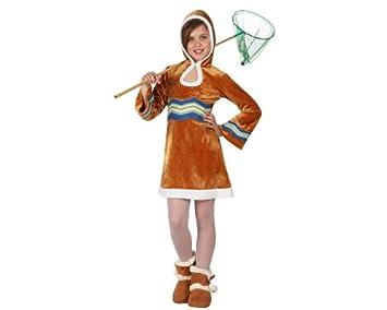 Atosa-23560 Disfraz Esquimales, color marrón, 3 a 4 años (23560 ...