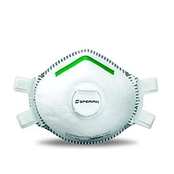 Honeywell 14110403 N1139 N99 SAF-T-Fit Plus respirador de partículas con Full Face