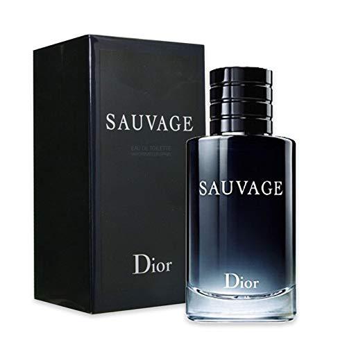faf8faf8e Amazon.com : Christian Dior Sauvage Eau De Toilette Spray for Men, 3.4  Fluid Ounce : Beauty