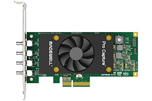Magewell Pro Capture SDI 4K Plus Video Capture Card