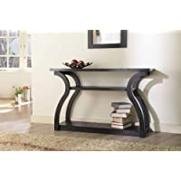 ioHOMES Mariene Console Table, Black