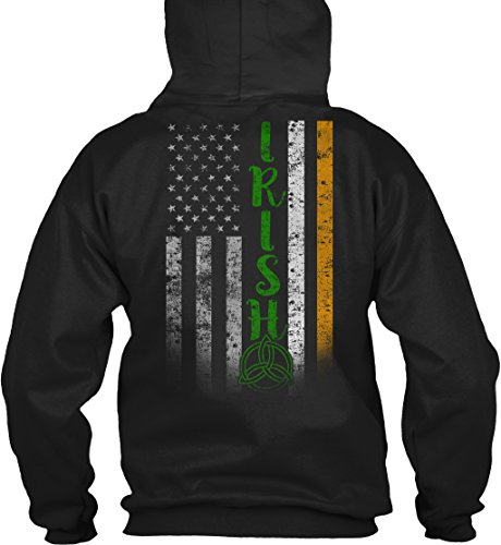 Irish Flag Sweatshirt - 3
