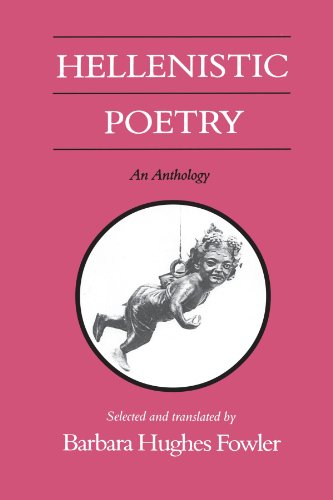 Hellenistic Poetry:Anthology