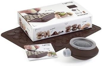 L/éku/é Set de Cuisson pour faire Macarons maison