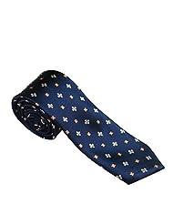 Weixinbuy Classic Men's Jacquard Woven Plain Skinny Silk Slim Necktie