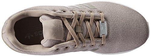 Adidas Originals Kvinders Zx Flux W Løbesko Damp Grå / Dampe Grå / Silver Metallic sVIPUIsPHp