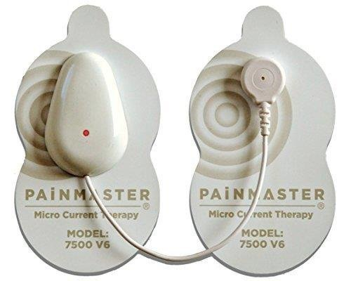 Painmaster - Micro Current Reusable TENS Therapy Patch – Easy to use Lightweight discreet unit to help relieve chronic pain, Joint Pain, Arm and Leg Pain and Strains (Therapy Patch)
