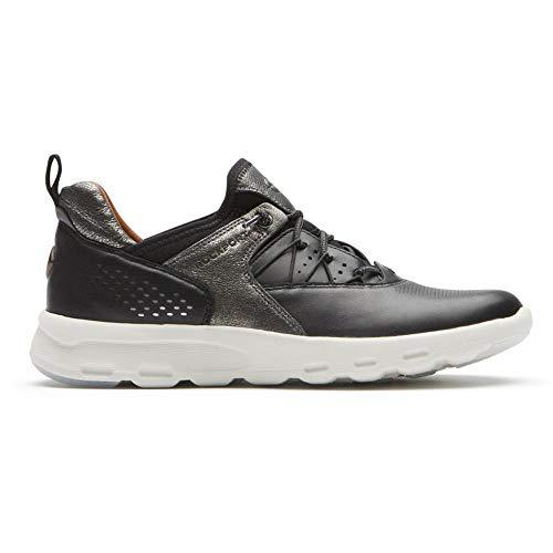 Bungee Oxford - Rockport Let's Walk Bungee Sneaker Women's Oxford 9.5 B(M) US Black