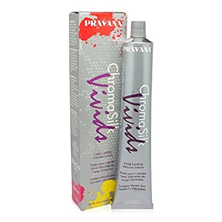Pravava Vivids Magenta Hair Color 3 Oz by Pravana