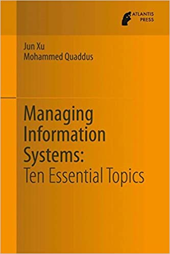 Book Managing Information Systems: Ten Essential Topics