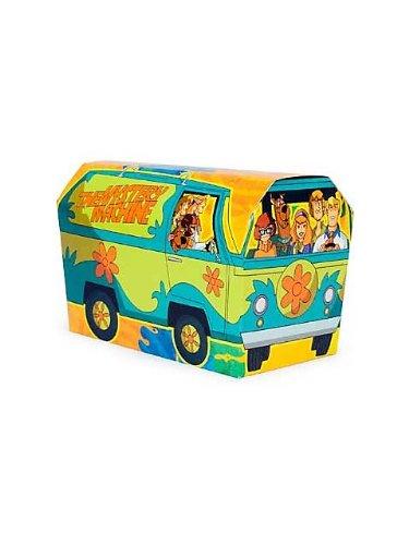 Scooby Doo Toy Box (Scooby Doo Mystery Treat Boxes - 4/Pkg.)