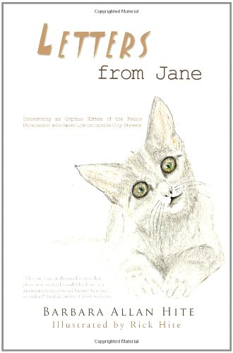 Download Letters from Jane: The Adventures of an Abandoned Kitten pdf