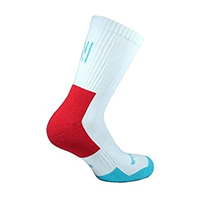 Wholesale Norfolk Branded Men's Cushioned Tennis / Squash / Badminton / Sports Socks - Connors for sale