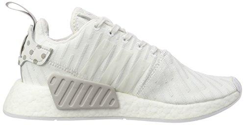 By2245 Chaussures R2 Adidas Blanc Nmd W wqSP1w