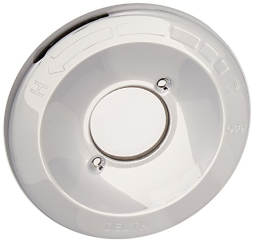 Delta RP61184 Escutcheon, Chrome by DELTA FAUCET