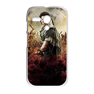 Perseus Wrath Of The Titans Movie0 Motorola G Cell Phone Case White TPU Phone Case SY_777551