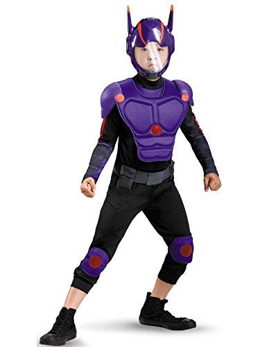 Hiro Deluxe Costume, X-Small -