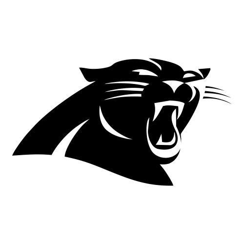 Amazoncom Superbowl Sale Carolina Panthers Team Logo Car Decal