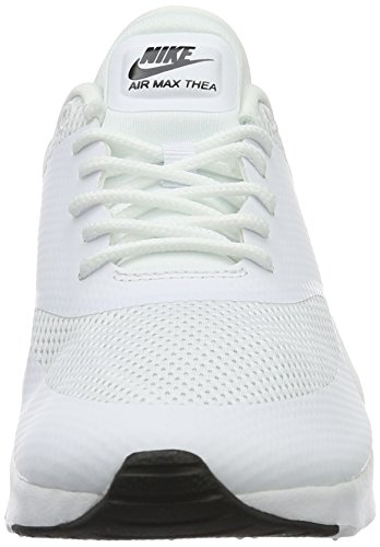Max Basses white Air Thea Bianco Nike black Baskets Femme aI57Ox5qvn
