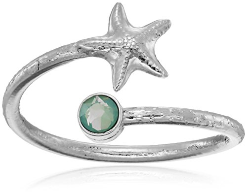 Alex Ani Starfish Wrap Ring