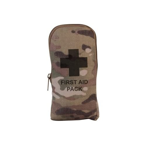 41ArE5rWDtL. SS500  - Kombat Small First Aid Kit In Pouch Multicam