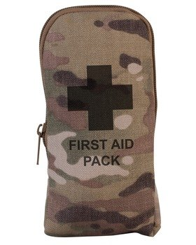 41ArE5rWDtL - Kombat Small First Aid Kit In Pouch Multicam