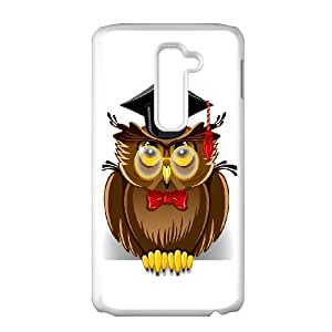 Cartoon Animal Pattern Phone Case - Perfectly Match To LG G2 - By Coco Nuts Cases