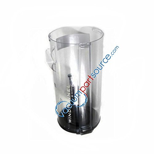 Hoover T Series Dust Cup -LONG For Models UH70100, UH70102, UH70105, (Hoover Dust)