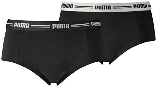 Puma Noir Puma black Femme Boxer Femme Noir Boxer 1YqA1r