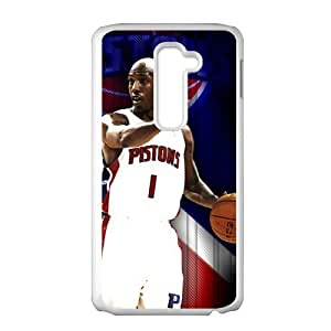 SANLSI Chauncey Billups Cell Phone Case for LG G2