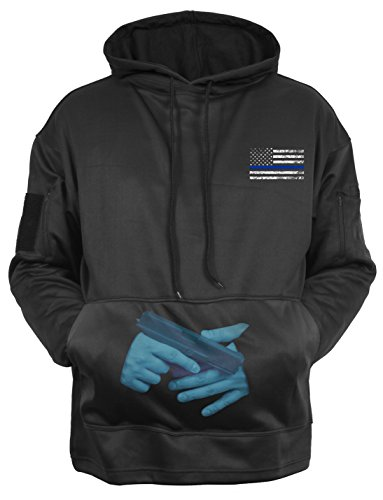 Rothco-Thin-Blue-Line-Concealed-Carry-Hoodie
