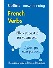 Easy Learning French Verbs: Trusted support for learning (Collins Easy Learning)