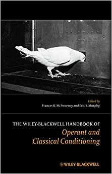 Book Operant and Classical Conditioni