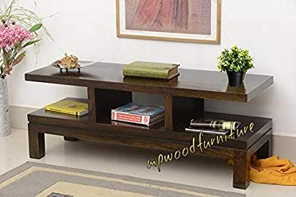 Strange Mp Wood Rosewood Sheesham Tv Unit Furniture For Living Room Black Squirreltailoven Fun Painted Chair Ideas Images Squirreltailovenorg
