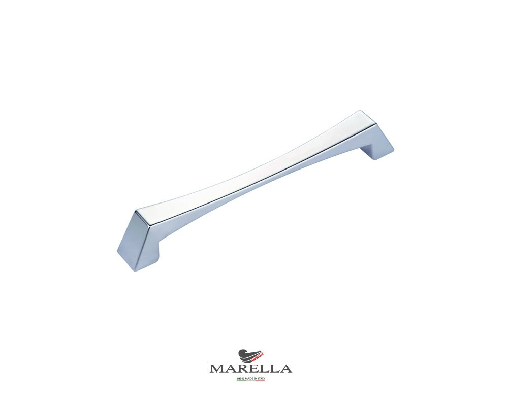Marella Design 15187z1920/ m.45/ Poign/ée entraxe 192/ mm chrome mat