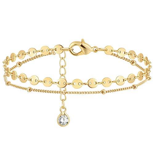 Mevecco Gold Tiny Pearl