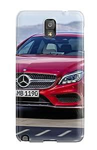premium Phone Case For Galaxy Note 3/ Mercedes Benz Clx Tpu Case Cover