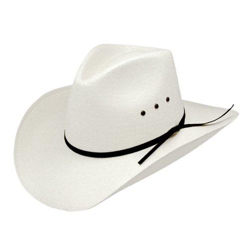 (Resistol Showdown - (7X) Straw Cowboy Hat (7 1/2))