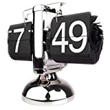 Retro Style Flip Down Clock