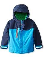 Columbia Sportswear Little Boys Ice Slope Omni-Shield 3-in-1 Jacket