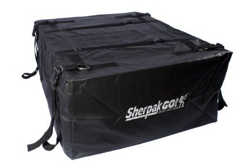 Sherpak Go 15 Cartop Storage, Outdoor Stuffs