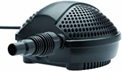Pontec 50851 Filter- und Bachlaufpumpe