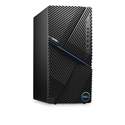 Image of Dell G5 Gaming Desktop, Intel Core i7-9700, NVIDIA GeForce
