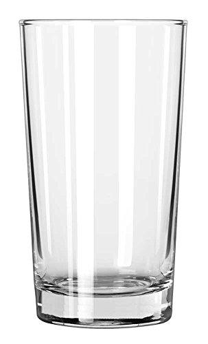 Libbey 172 Heavy Base 10.5 Ounce Hi-Ball Glass - 48 / CS by Libbey