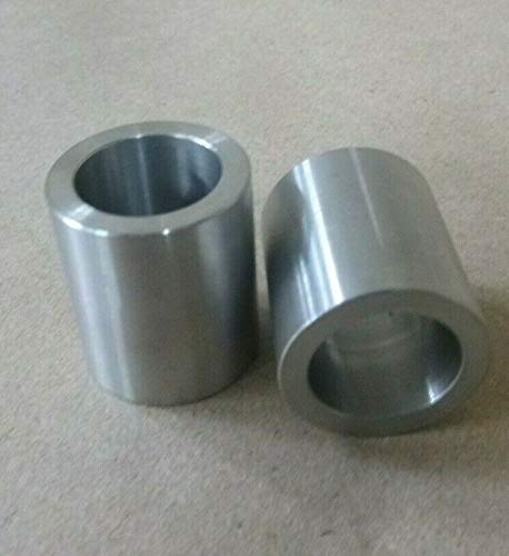 """5/8"""" ID x 7/8"""" OD x 1"""" Long Stainless Steel 303 Standoff Spacer SPACERS BUSHINGS (2pcs.)"""