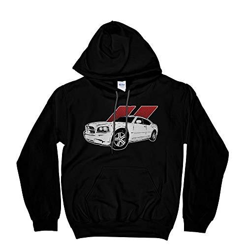 2006-2008 Dodge Charger RT Hemi Hoodie Sweatshirt