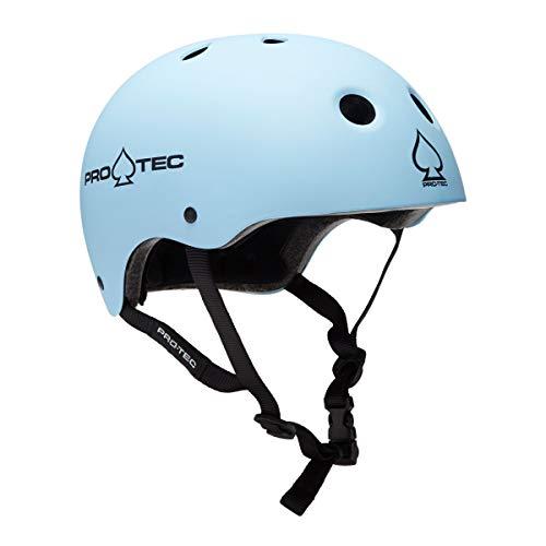 (Pro Tec Classic Certified Helmet - Light Blue - XL)